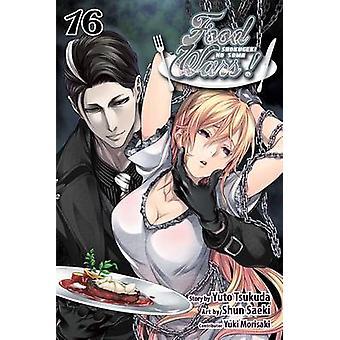 Mat Wars! -Shokugeki ingen Soma - Vol. 16 av Yuto Tsukuda - Sky Saeki -