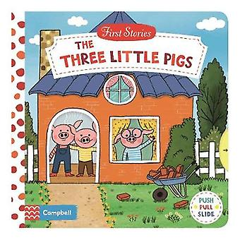 De tre små grise af Natascha Rosenberg - 9781509821037 bog