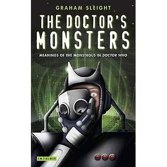 Monstruos del Doctor - significado de lo monstruoso en - Doctor Who - por G