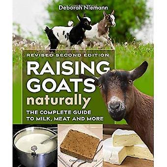 Raising Goats Naturally