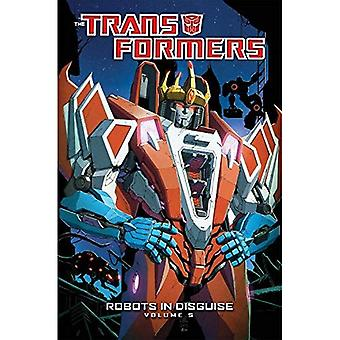 Transformers: Robots In Disguise Volume 5 (Transformers (Numbered))