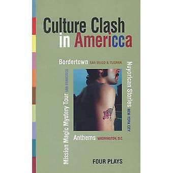 Culture Clash in Americca by Theatre Communications Group - Guillermo