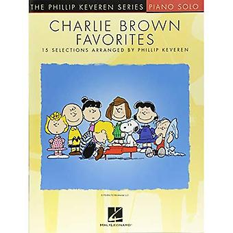 Charlie Brown Favorites: 15� Selections Arranged by Phillip Keveren