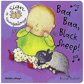 BAA, Baa, Black Sheep (signe & Sing-Along) (BSL) (signe & Sing-Along)