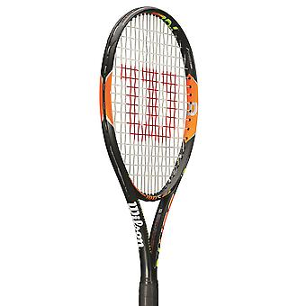 Wilson Unisex Burn 100S Tennis Racket