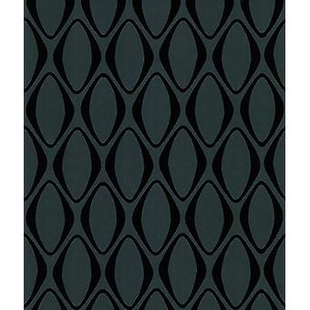 Diamant Wallpaper moderne afwasbaar Vinyl reliëf exclusieve wandbekleding