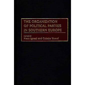 De organisatie van politieke partijen in Zuid-Europa door beide & hebben veel gepubliceerd over de Euro