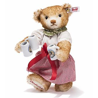 Boyds_bears_and_friends_pin bamse Meadow servitrice 24 cm