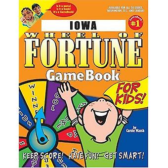 Iowa Wheel of Fortune Game Book for Kids! - Game Book #1 by Carole Mar