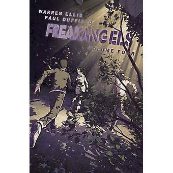 Freakangels - v. 4 by Paul Duffield - Warren Ellis - 9781592910946 Book