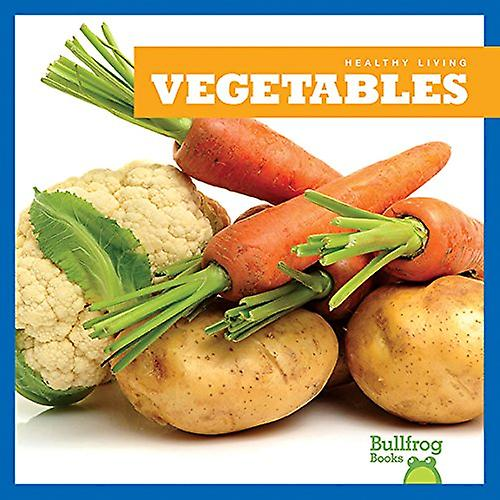 Vegetables by Vanessa Black - 9781620315484 Book