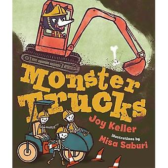 Monster Trucks by Joy Keller - 9781627796170 Book