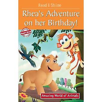 Rhea's Adventure on Her Birthday by Pegasus - Manmeet Narang - 978813