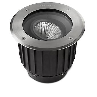 Uplight Recessed Gea 1 X Led Cree 23w  Polished Bl
