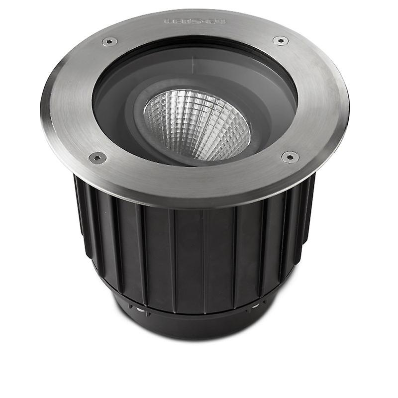 Uplumière Recessed Gea 1 X Led Cree 23w  Polished Bl