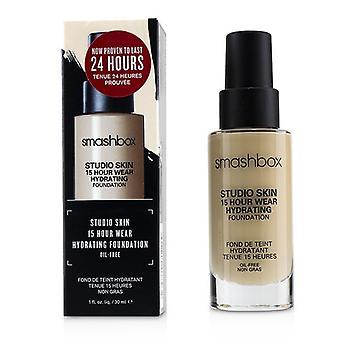 Smashbox studio skin 15 uur dragen hydraterende Stichting-# 1,05 (Fair met warme olijf ondertoon) 30ml/1oz