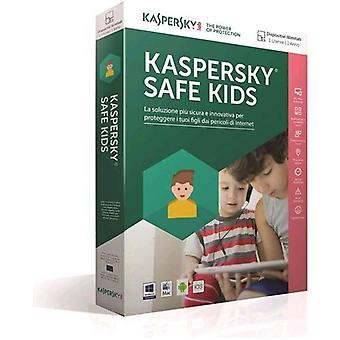 Kaspersky safe kids 1 user 1 year special box
