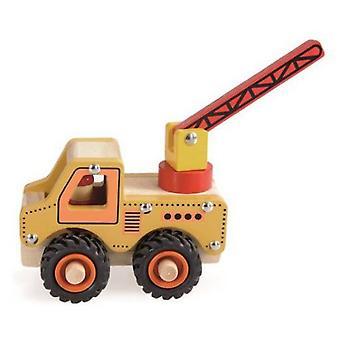Grúa del carro de Egmont Toys
