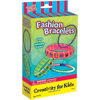 Creativity For Kids Activity Kits Fashion Bracelets Makes 4 Ck 1997