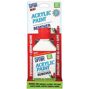 Lift Off Acrylic Paint Remover 4.5 Ounces 440 45