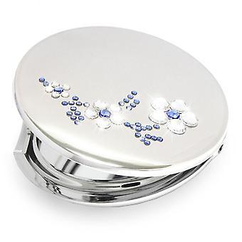 Blå kompakt spegel ACSP-21,2