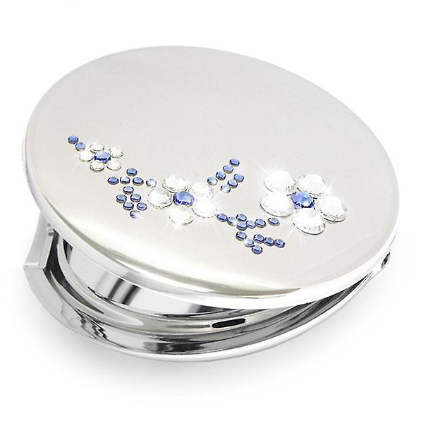 Blue compact mirror ACSP-21.2