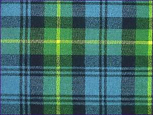 Gordon, Ancient - Pure Wool Tartan