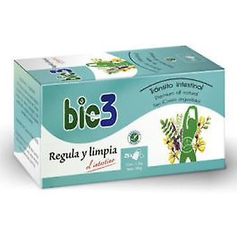 Bio3 Bie-3 Controls Laxative Clean-In (Herbalist's , Infusions)