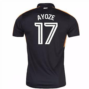 2016-17 Newcastle Away Shirt (Ayoze 17)