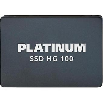 2.5 (6.35 cm) internal SSD drive 120 GB Platinum HG100 Retail 125819 SATA III