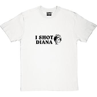 I Shot Diana Men's T-Shirt