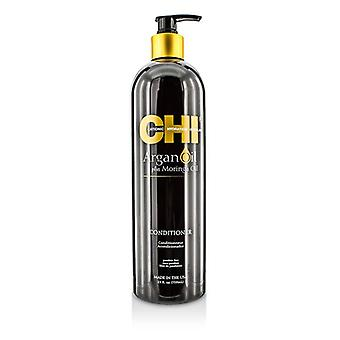 CHI Argan Oil Plus Moringa Oil Conditioner - Paraben Fri 739ml / 25oz
