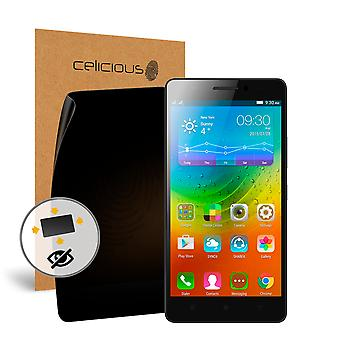 Celicious Privacy Plus Lenovo K3 Note 4-Way Visual Black Out Screen Protector