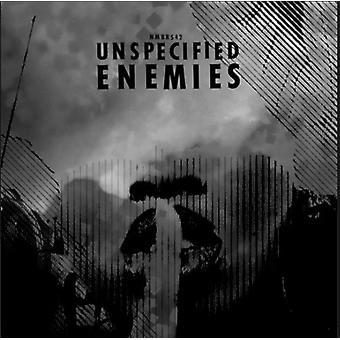 Uspecificeret fjender - alt du gjorde allerede har gjort [Vinyl] USA importerer