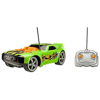 Hot Wheels 30 Cm Nitro Radio Control Doorslammer