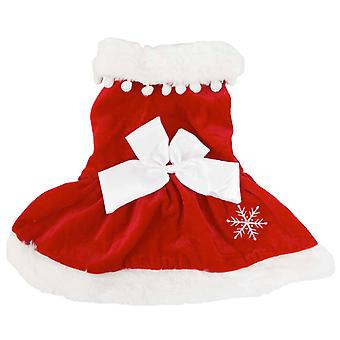 Pet Brands Dress Up Mrs Clause Outfit Extra Small (Pack of 3)