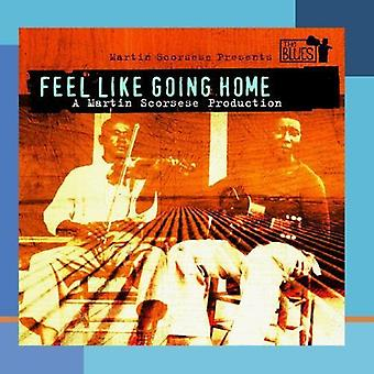 Various Artists - importer des USA Feel Like Going Home [CD]