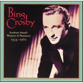 Bing Crosby - 1934-60 Academy Award vindere [CD] USA importerer