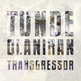 Tunde Olarian - overtræderen [Vinyl] USA import