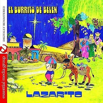 Lazarito - El Burrito De Belen [CD] USA importieren