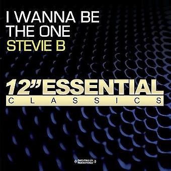 Stevie B - ich möchte ein [CD] USA import