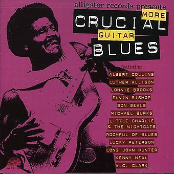 More Crucial Guitar Blues - More Crucial Guitar Blues [CD] USA import