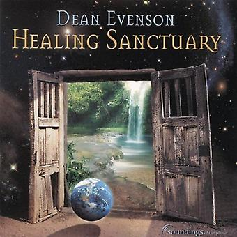 Dean Evenson - Healing Sanctuary [CD] USA import