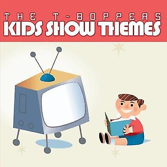 T-Boppers - Kid Show Themes [CD] USA import