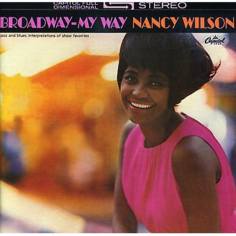Nancy Wilson - Broadway My Way [CD] USA import