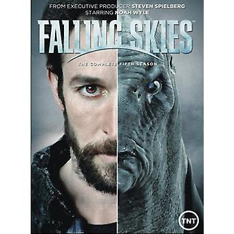 Falling Skies: The Complete Fifth Season [DVD] USA import
