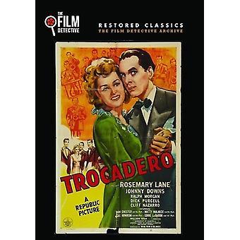 Trocadero [DVD] USA importerer