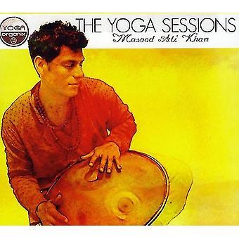Masood Ali Khan - Yoga sessioner: Masood Ali Khan [CD] USA import
