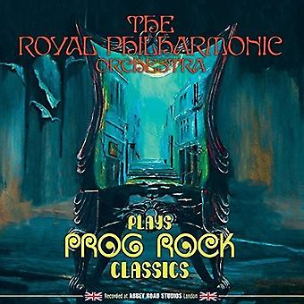 Royal Philharmonic Orchestra - Plays Prog Rock Classics [CD] USA importare