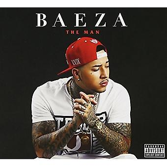 Baeza - Man [CD] USA import